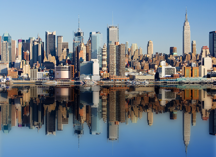 New York city opened the largest ultraviolet disinfection water treatment facility.
