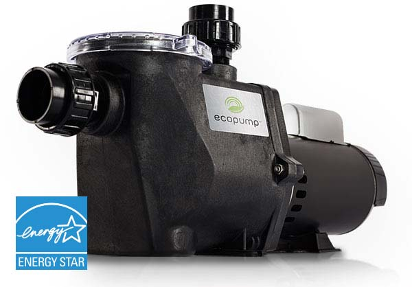 Energy efficient pool pumps spectralight for Energy efficient pool pump motors