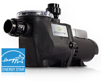 Featured Product EcoPump Ultra Efficiency Energy Star Pool Pump