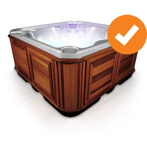 UV works all spa hot tub systems