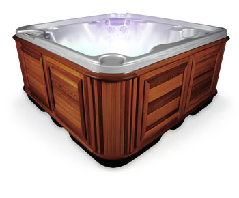 hot tub UV system