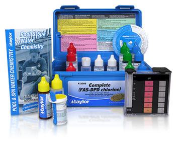 Pool Test Kits Spectralight