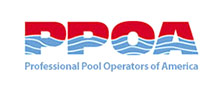 Professional Pool Operators of America Logo