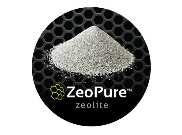 Zeopure zeolite pool media for Glass filter media for swimming pools